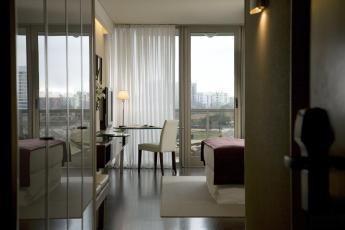 onde ficar em Buenos Aires - quarto Hotel Madero