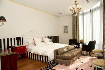 onde ficar em Buenos Aires - quarto do Hotel Tango de Mayo