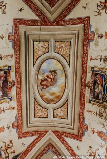 Galeria dos Ofícios - museu em Florença - Uffizi1