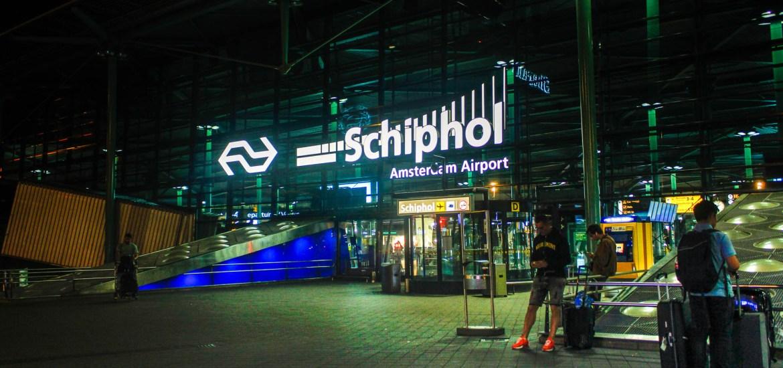 Aeroporto Schiphol - como ir do aeroporto de Amsterdam até o centro