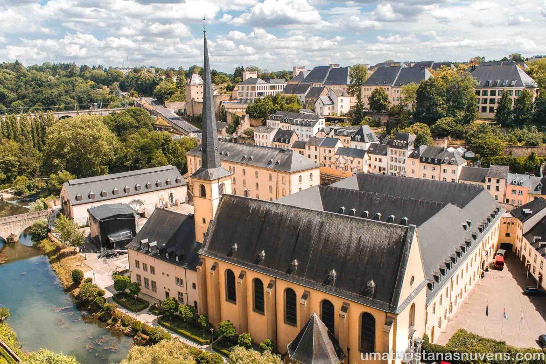 Motivos para visitar a Cidade de Luxemburgo