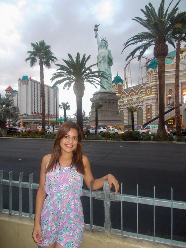 O que fazer em Las Vegas - Hotel New New York