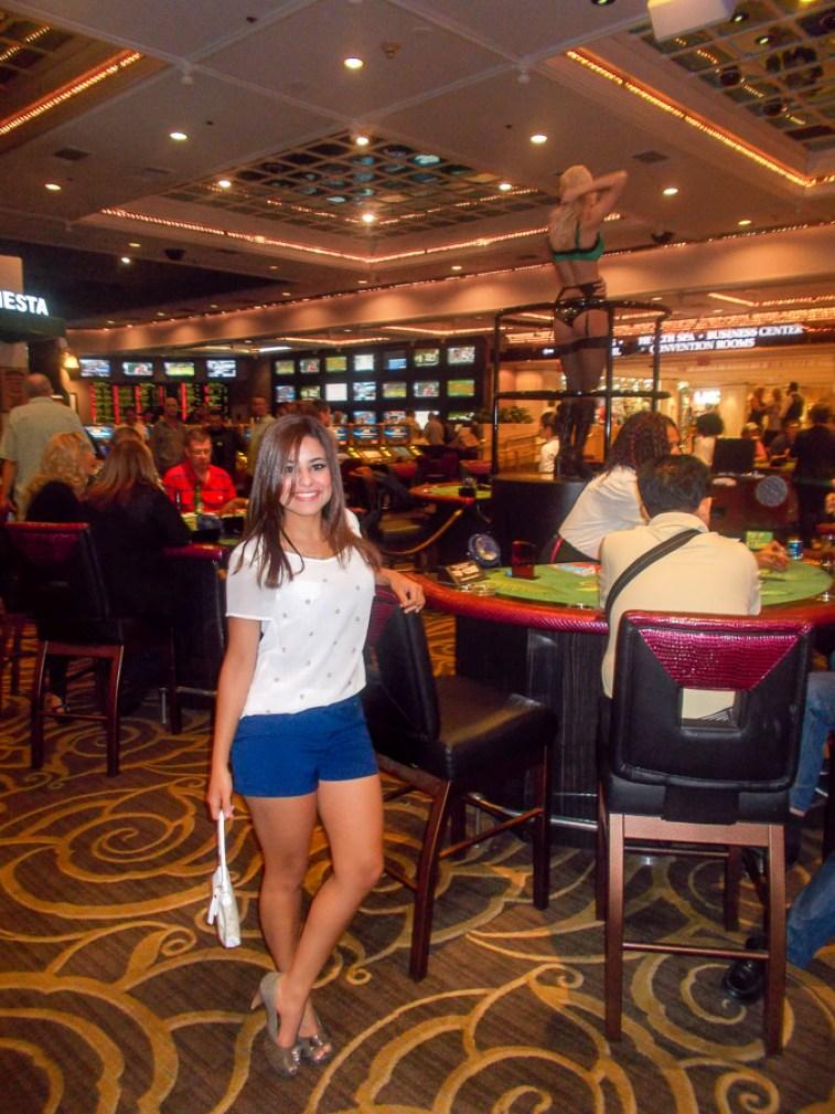 O que fazer em Las Vegas - cassino