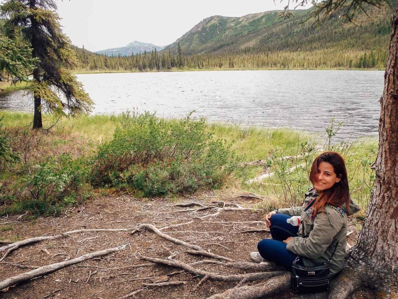 O que fazer no Alasca em 4 dias - Denali - trilha Triple Lakes