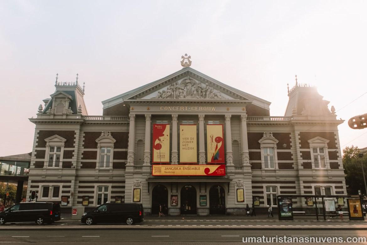passeios gratuitos em Amsterdam