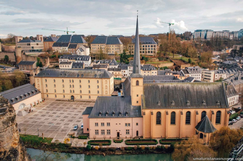 O melhor de Luxemburgo em 1 dia - o que fazer - Chemin de la Corniche