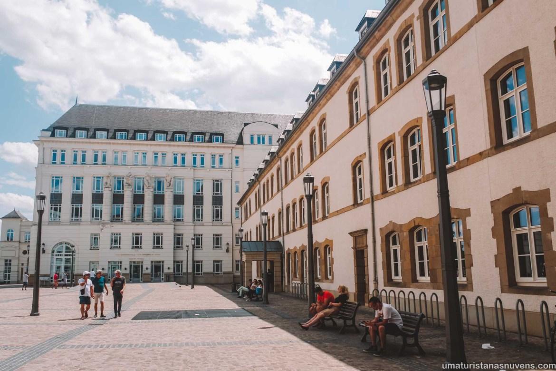 O melhor de Luxemburgo em 1 dia - o que fazer - cidade do judiciário