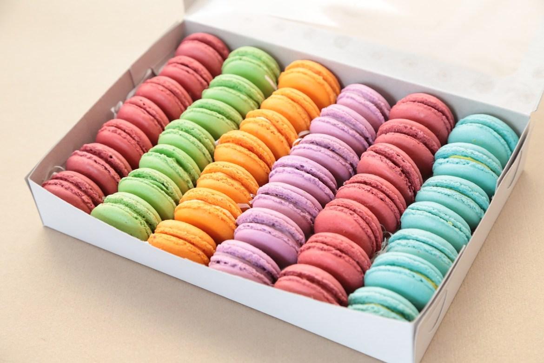 doces ao redor do mundo - macarons
