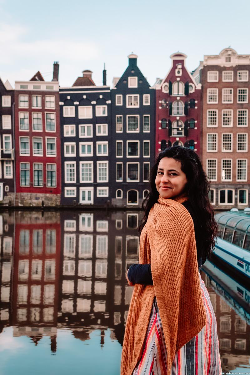 por que me mudei para a Holanda