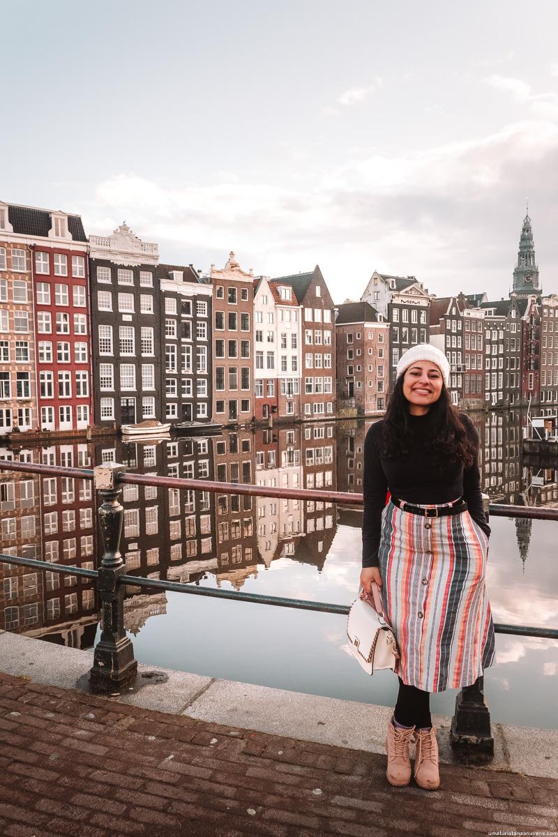 por que me mudei para a Holanda - Amsterdam - Damrak