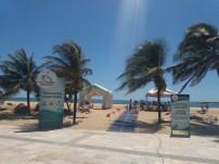 Accessibilidade na Praia de Iracema