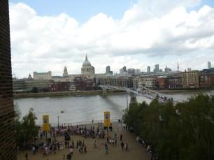 Vista do Tate