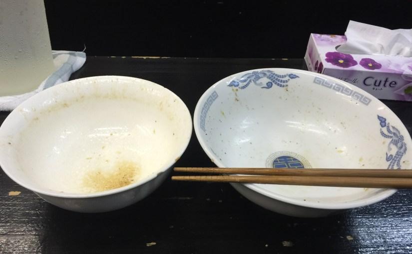 自家製太麺ドカ盛 マッチョ難波千日前店