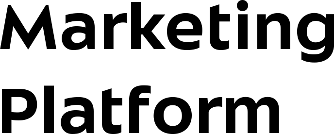 Marketing Platform