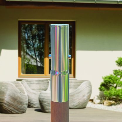 Coupling for Galtech 537 9′ Deluxe Round Rotational Tilt Teak Wood Umbrella