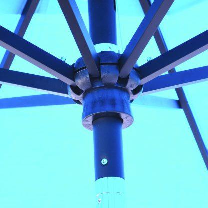 Hub for Galtech 737 9′ Round Deluxe Auto Tilt Umbrella
