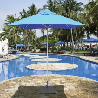 Galtech 762 6' Commercial Market Umbrella