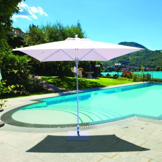 Galtech 782 Square Commercial Patio Umbrella