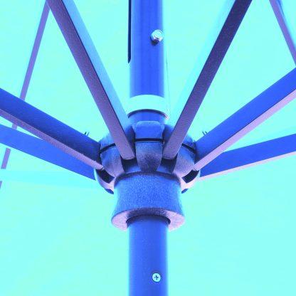 Galtech 799 10'x10' square umbrella hub