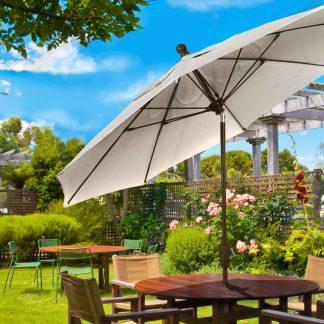 Fiberbuilt 7.5' tilt patio umbrella