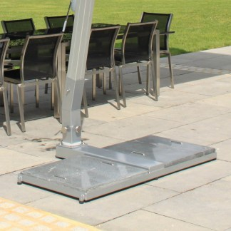 Bambrella Hurricane Side Wind (Offset) Counter Weight Base