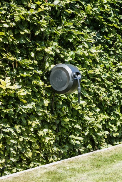 Mirtoon Garden hose black