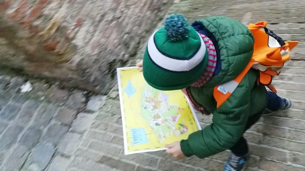 Urbino, vicolo