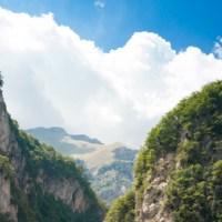 Gole dell'Infernaccio con i bambini: trekking nei Sibillini
