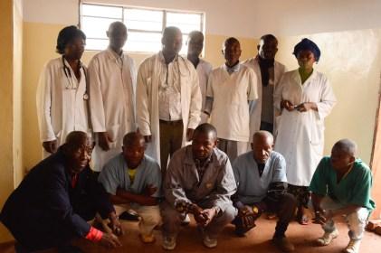 ECC Chahi Hospital Bukavu LO-3666