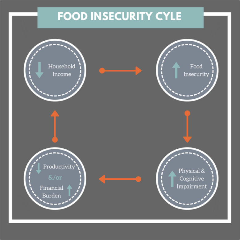 food insecurity cycle
