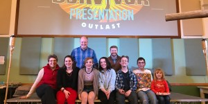 The Queensbury United Methodist Church Youth Group Cast of Survivor: Bible Edition