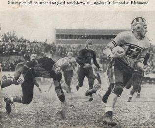 Guckeyson Football