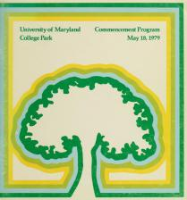 commencement may 1979