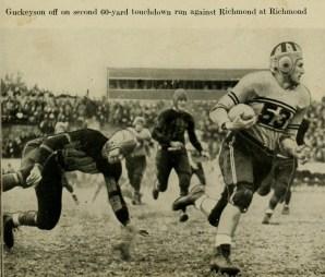Bill Guckeyson, 1937