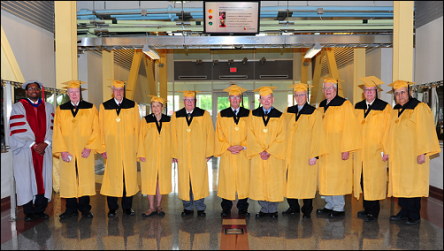 Walter Beam (second from right) was honored as a Golden Terp in 2013 by the Clark School of Engineering. http://www.eng.umd.edu/alumni/golden-terps-2013