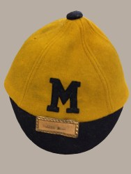 Walter Beam's beanie from the University Archives Memorabilia Collection