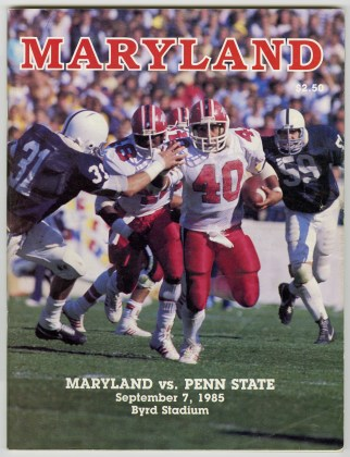 MD vs. Penn State 1985