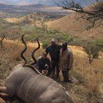 Umdende Hunting Safaris Kudu