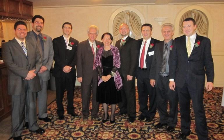 UMD Canada Holds Successful Gala Banquet; Honors Greek Helsinki Monitor's Panayote Dimitras