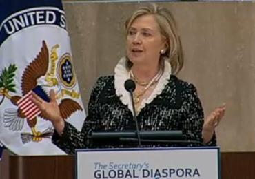 UMD Applauds Secretary Clinton's First-Ever Global Diaspora Forum