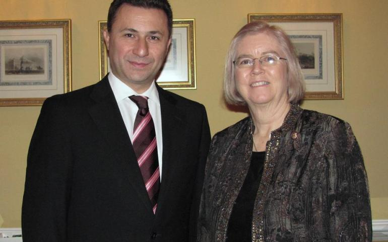 Exclusive Dnevnik Interview with Congresswoman Candice Miller