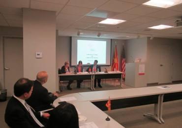 Macedonian Poetry Evening Held in Washington, D.C.