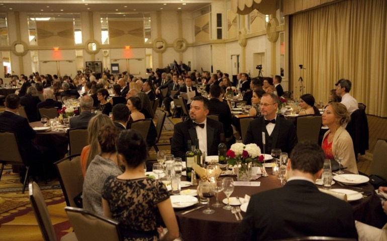 Gala Marking UMD's 10th Anniversary a Success; UMD Honors Lou Vlasho