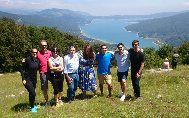 What do Birthright Macedonia Participants do in Macedonia?