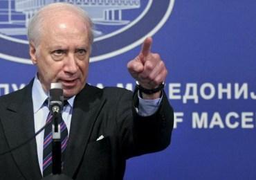 ОМД Бара Оставка на Нимиц Поради Конфликт на Интереси