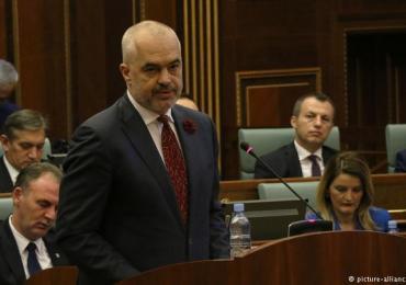 ОМД: Еди Рама Поттикнува Албански Национализам во Балканот
