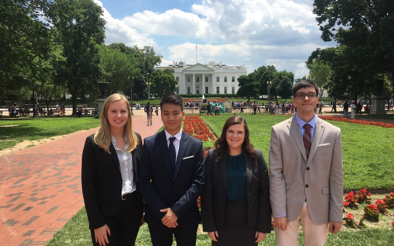 UMD Welcomes Summer 2018 Class of Interns