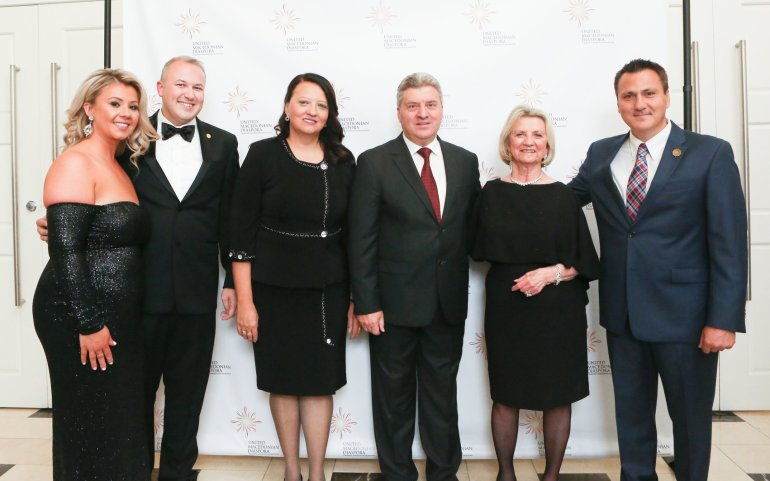 UMD's Detroit Macedonian Tribute Ball A Resounding Success