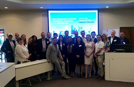 Macedonian-Americans Focus on Building Bridges within Communities and Abroad at MALC2019