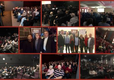 Over 1,000 Patrons, 10 Great Cities, and 1 Amazing Film – Mocking of Christ